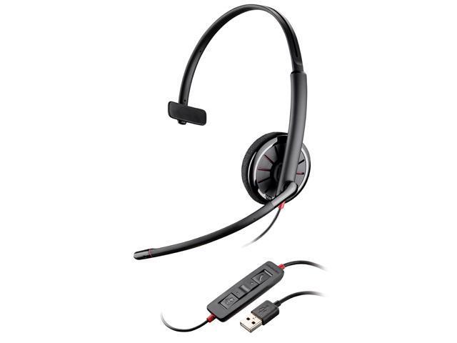 PLANTRONICS Blackwire C310-M USB Connector Single Ear Headset