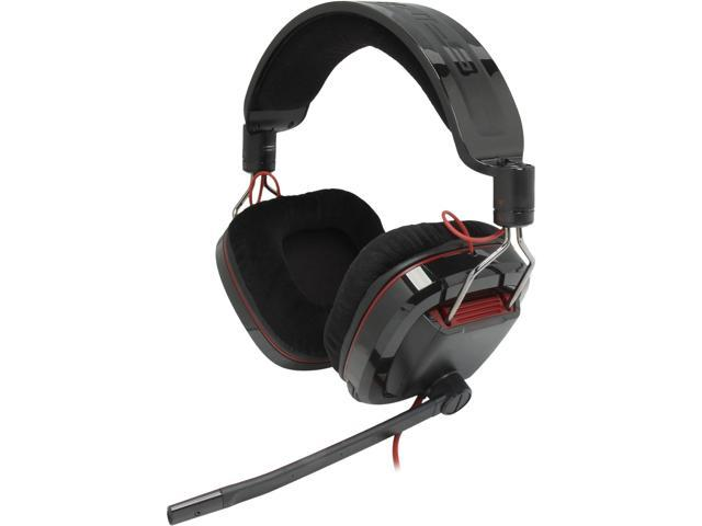 PLANTRONICS Gamecom780LOL Circumaural Surround Sound Stereo PC Gaming Headset, League of Legends Bundle Editon