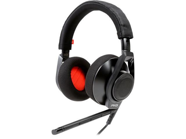 Plantronics RIG Flex Gaming Headset For Mobile Devices and PC, Mac - Brown Box Version