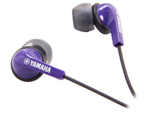 Yamaha Blue EPH-20BU In-ear Headphones, Indigo
