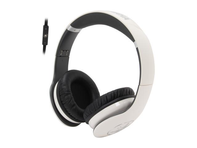 Yamaha Pro 400 Ivory White HPH-PRO400WH High-Fidelity Over-Ear Headphones - Ivory White