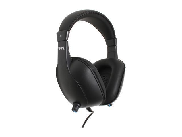 Cyber Acoustics ACM-940 3.5mm Connector Circumaural Educational Series Stereo Headphone