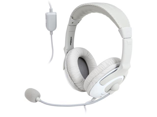 TekNmotion Yapster Plus Circumaural Headset (White)