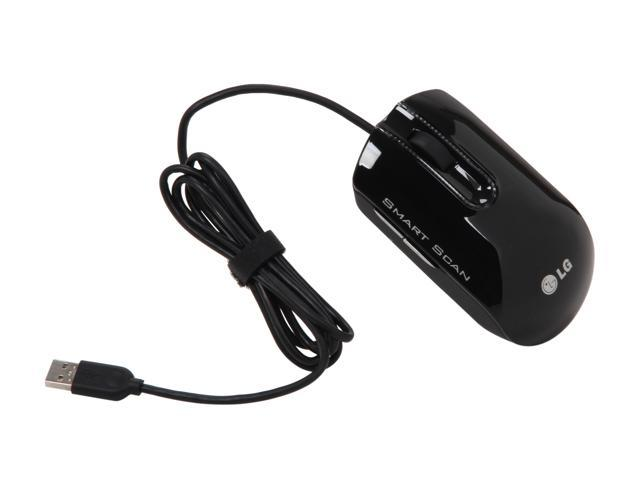 LG LSM-100 (MCL1ULOGE.CH3MAC) Simplex Adjustable up to 320 dpi Mouse Scanner