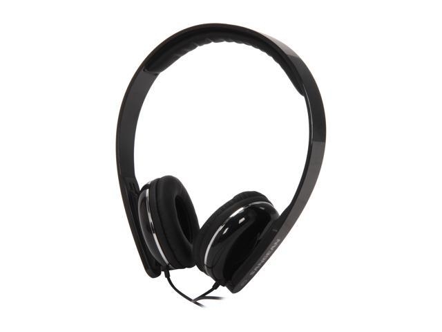 Sangean Black EU-55 3.5mm Connector Full Size Stereo Headphones