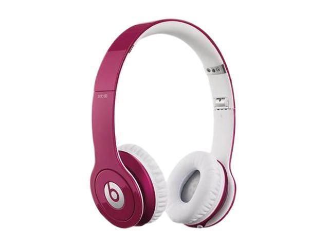 Beats by Dr. Dre Bubble Gum Beats Solo HD On-Ear Headphone  with ControlTalk (Bubble Gum)