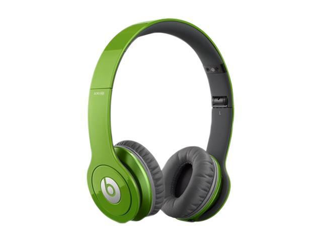 Beats by Dr. Dre Sour Apple Beats Solo HD On-Ear Headphone  with ControlTalk (Sour Apple)