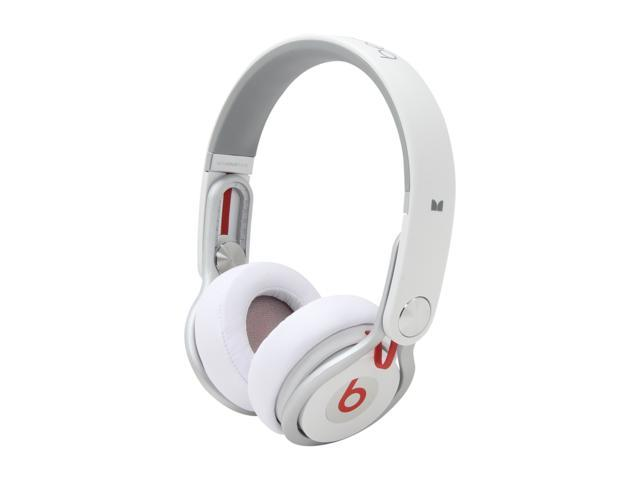 Beats Mixr On Ear Headphones - White