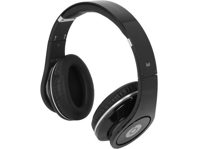 Beats by Dr. Dre Black STUDIO-BLACK Supra-aural Headphone
