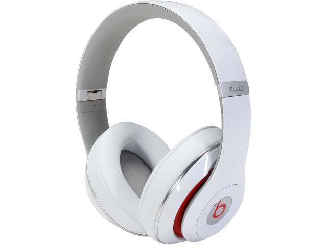Beats by Dr. Dre White MH7E2AM/A Headphone/Headset