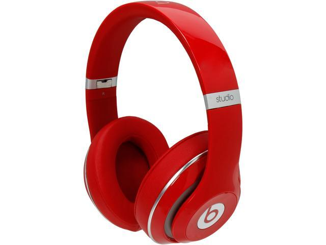 Beats Studio 2.0 Over-Ear Headphone - Red - Newegg.com