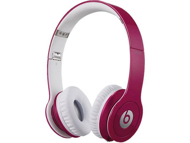 Beats Bubble Gum SOLOWIREDBG-RB Beats Solo Wired On-Ear Headphones