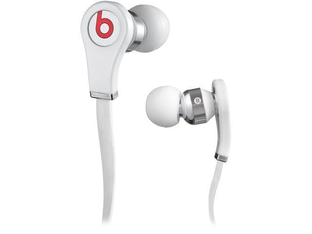 Beats White TOURWH Tour In Ear Headphone