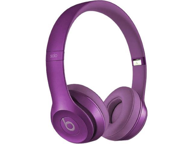 Beats Royal Imperial Violet Solo2WiredIV Solo 2 Wired Headphones
