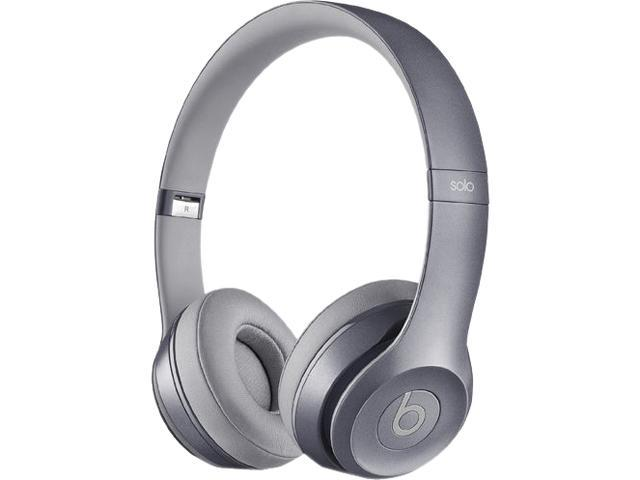 Beats Royal Stone Grey Solo2WiredSG Solo 2 Wired Headphones