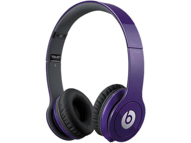 Beats Grape Purple SoloWiredGP Solo Wired Headphones
