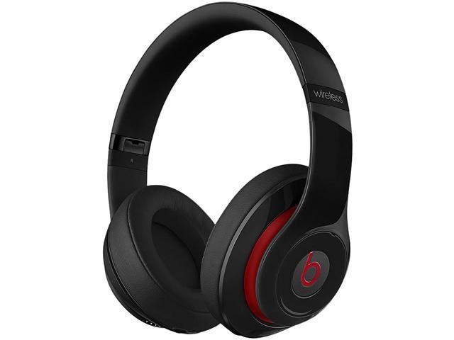 Beats by Dr. Dre Studio 2.0 Wireless Over-Ear Headphone (Black) - A Grade Recertified