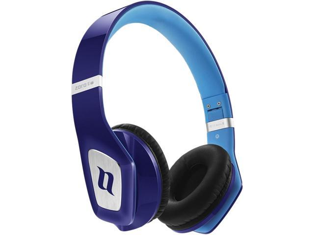 Noontec Blue ZORO-HDII-BLU 3.5mm Connector ZORO II HD Headphones
