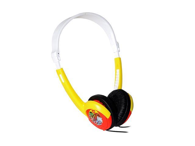 IHIP Marvel Retro MVFFH1RTO Circumaural Folding Headphone