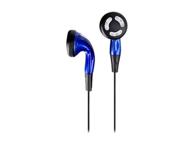 iHome Black IB1B Colortunes Fashion Earbuds with Volume Control