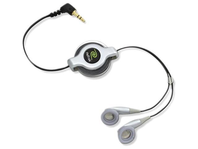 Emerge Tech ETAUDIOEB 3.5mm Connector Earbud Stereo Headphones