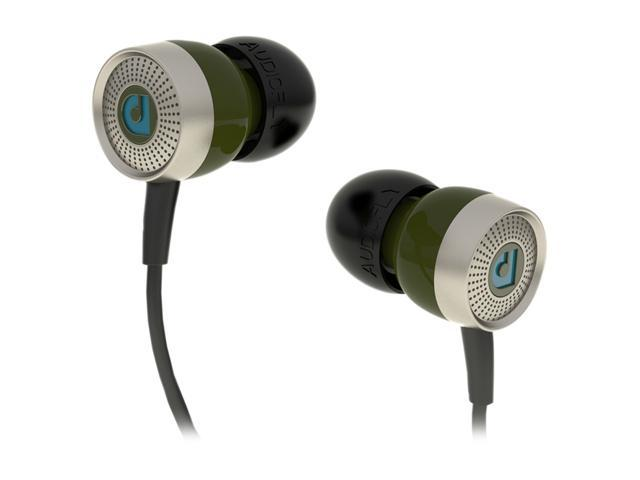 Audiofly 45 Series Extra Virgin AF451105 3.5mm Connector In-Ear Headphone w/Microphone Extra Virgin
