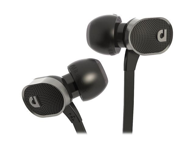 Audiofly 78 Series Marque Black AF781101 In-Ear Headphone w/Microphone Marque Black