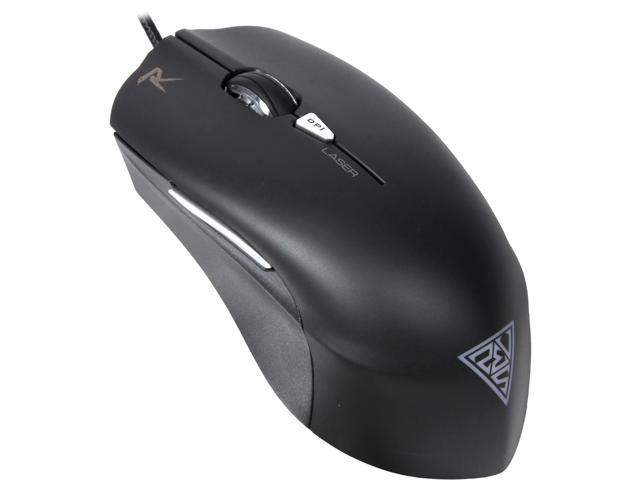 GAMDIAS Ourea GMS5510 Laser FPS Gaming Mouse Weight System, 6 Buttons, 3600 dpi