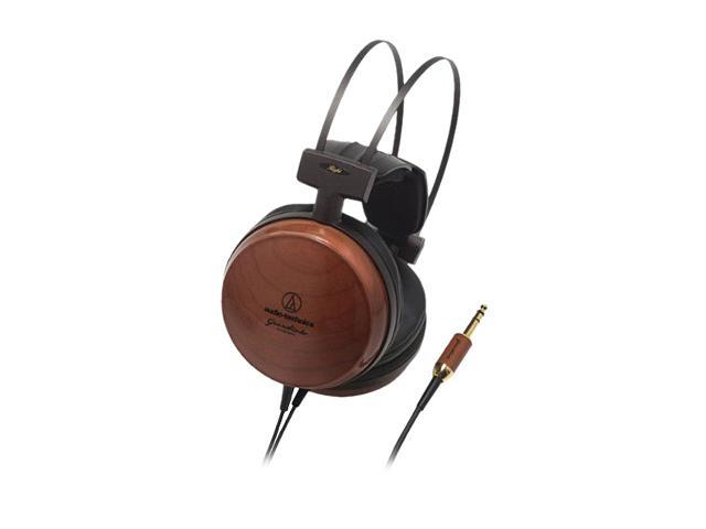 Audio-Technica ATH-W1000x 6.3mm Connector Audiophile Closed-back Dynamic Wooden Headphone
