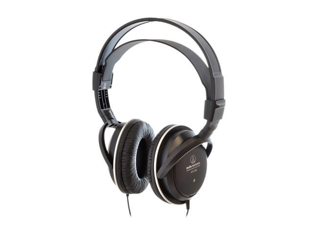 Audio-Technica ATH-T200 Circumaural Closed-back Dynamic Monitor Headphone