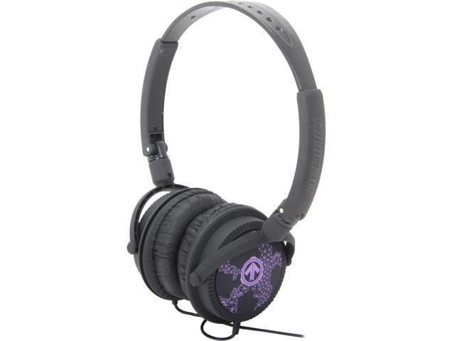 AERIAL7 MATADOR On-Ear Headphone - Deep Purple