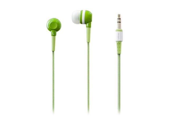 Antec dBs Green BXH-100 GRN 3.5mm Connector In Ear Earphone (Green)