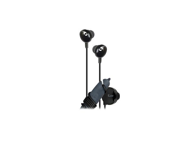 iLuv IEP311PNK Earbud Hi-Fi Earphone