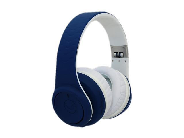 Fanny Wang Navy FW-3003-NAVY 3.5mm Connector Over-Ear Active Noise Cancelling Headphone (Navy)
