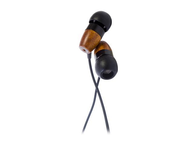 Thinksound rain (2) 3.5mm Connector Canal High Definition Headphone With Passive Noise Isolation (Black Chocolate)