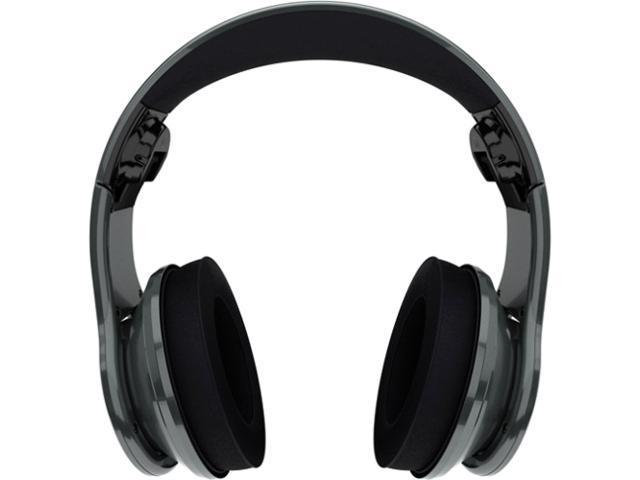 SMS Audio STREET by 50 Gray SMS-DJ-GRY 50 Wired DJ Headphones - Grey
