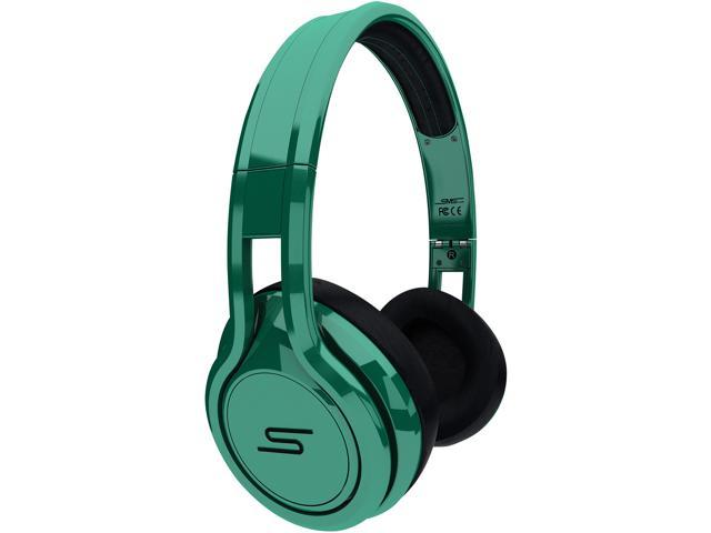 SMS Audio STREET by 50 Green SMS-ONWD-GRN Wired On-Ear Headphones