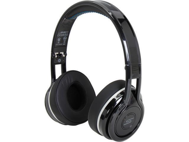 SMS Audio Black SMS-BTWS-BLK SYNC by 50 Wireless On-Ear Headphones