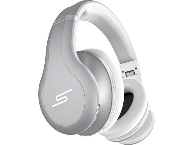 SMS Audio Silver SMS-WD-FANC-SLV STREET by 50 Wired Over-Ear ANC Headphones