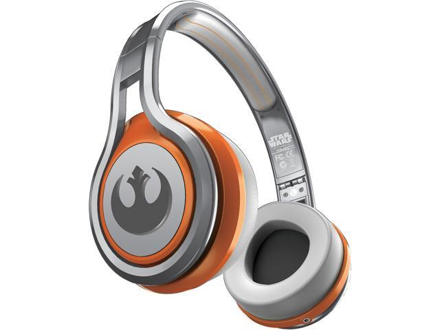 SMS Audio STREET by 50 Rebel SMS-ONWD-SW-REBEL 3.5mm Connector Circumaural On Ear Wired Street for Star Wars Rebel
