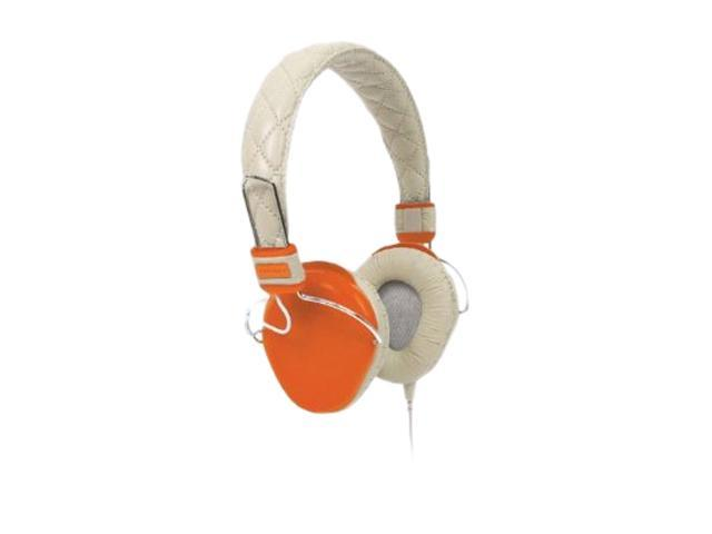 Crosley Amplitone Orange CR9005A-OR Circumaural Headphones