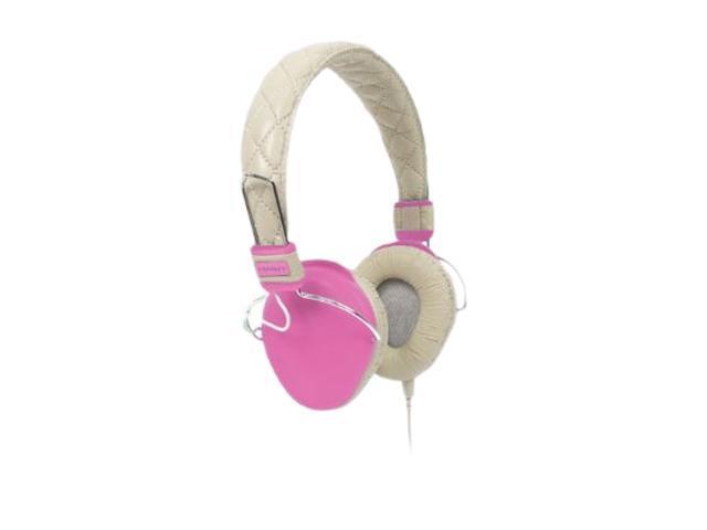 Crosley Amplitone Pink CR9005A-PI Circumaural Headphones