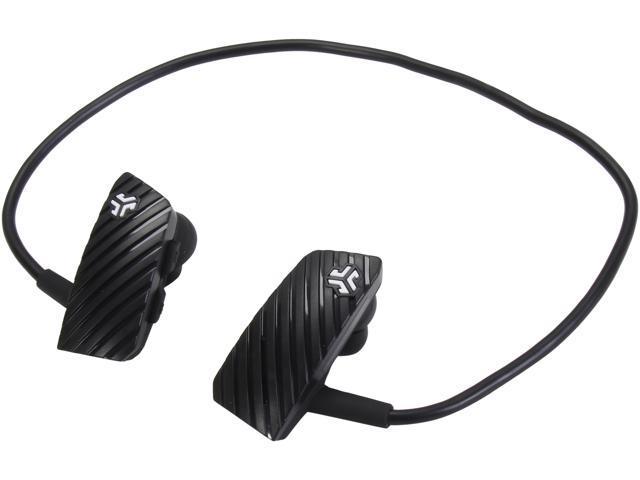 JLAB Black GOBT2-BLK-BOX GO Bluetooth 2.0 Sport Headset -