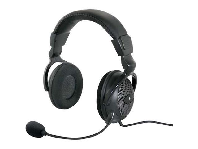 Rude Gamewear Primal Gaming Audio RUDE-100 3.5mm Connector Supra-aural PC Gaming Headset