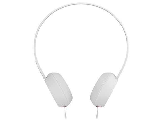 Coloud Knock White/Red 4090649 Circumaural Blocks Headphones - White/Red