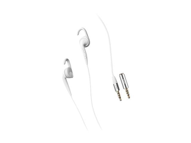 Jabra CHILL White  Corded Stereo Headset with Omni Directional / Noise Filter / Hi-Fi (100-55210001-02)