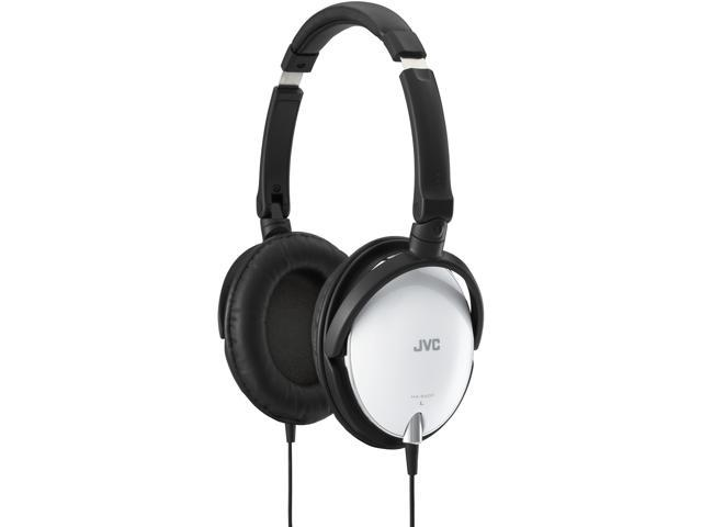JVC White HAS600W Binaural Headphone/Headset