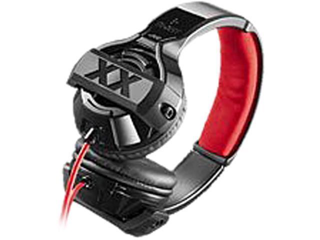 JVC HAS44X Xtreme On-Ear Headphones (Black)