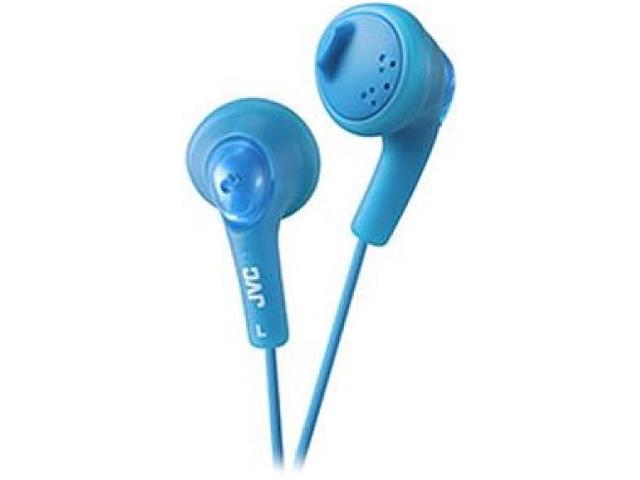 JVC Blue HA-F160-A-K Stereo Headphones