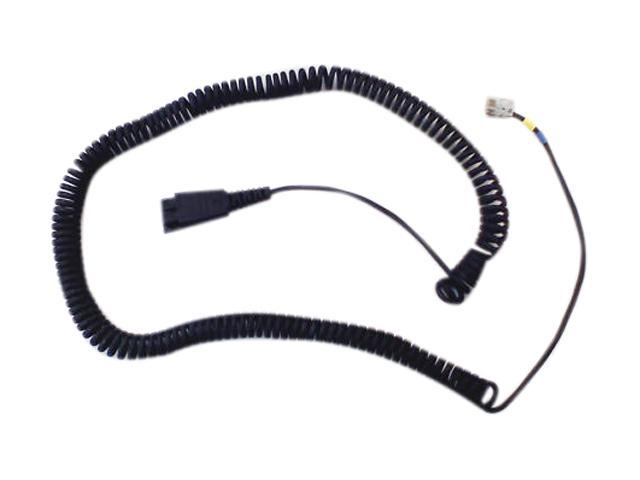 Jabra 01-0203 Headset Coil Cable